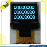 0.66inch OLEDの表示4ワイヤーSpiのモノラル白20pins