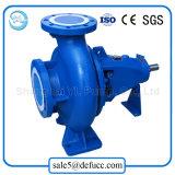 Fin entraîné par moteur à aspiration pompe à eau centrifuge pour l'assèchement