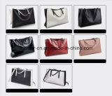Madame en cuir colorée de vente chaude Handbags d'unité centrale de mode