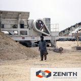 China-Lieferanten-mobile Kohle-Zerkleinerungsmaschine der Kapazität 300tph