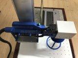 Máquina de gravador de laser de metal Sistema de marcação a laser de fibra de 20W