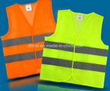 Sicherheits-Weste für Kinder u. Erwachsene, hergestellt von strickendem Gewebe, direkte Fabrik