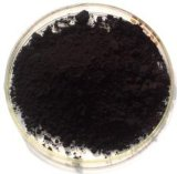 Il nero nero dell'ossido del pigmento del ferro e di ferro