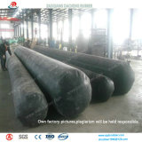 De opblaasbare Ballon van het Natuurlijke Rubber van de Duiker voor de Concrete Voorwerpen van de Brug van de Weg