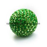 La joyería de la bola cristalina de la manera suelta granos