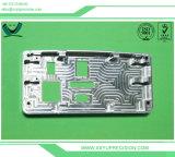 Peças fazendo à máquina e de fabricação do CNC horizontal