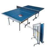 Доска настольного тенниса напольной таблицы настольного тенниса установленная