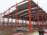 De Bouw van het Staal van de hoge Norm voor de Workshop van het Staal, Pakhuis, de Loods van het Staal