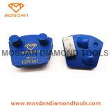 지면 에폭시 코팅 제거를 위한 Werkmaster PCD 다이아몬드
