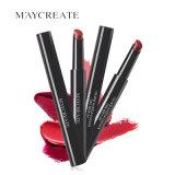 ボディービルをやる創造的なブランドの多彩な魅力の口紅の口紅のローズのきゅうりカラー口紅の構成の卸売の化粧品の製造業者