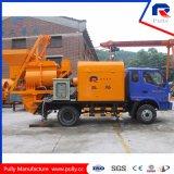 Завод бетона высокого качества изготовления шкива дозируя смешивая используемый для сбывания машинного оборудования конструкции горячего в Индонесии (JBC40-L)