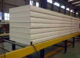 Zwischenlage-Panels thermische Isolierung PU-/EPS/Rockwool