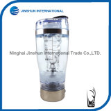 450ml USB Rechargeable Protein Vortex Shaker Bottle