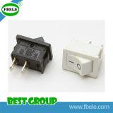 O interruptor de tecla iluminado iluminou o interruptor de tecla iluminado do interruptor de tecla
