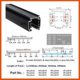 La Lluminacion Perfiles De Aluminio (XR-L410) d'EL Sistema De Pista De