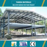 Structure métallique de bâti de l'espace pour l'entrepôt industriel
