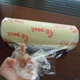 L'enveloppe en plastique approuvée par le FDA du PE de catégorie comestible/PVC s'attachent film