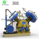 Compressor de diafragma de pressão de néon Gas 16MPa Oulte