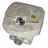 El encadenamiento de Shindaiwa 488 vio la pieza del depósito de gasolina de la rueda de ventilador del cilindro del cigüeñal del pistón del cilindro