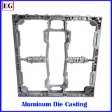 LCD de Steun van de Steun van de Vertoning, Muur zet het Afgietsel van de Matrijs van het Aluminium op