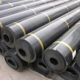 Géomembrane de haute qualité, en HDPE, surface lissée
