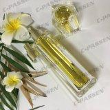 Bouteille acrylique d'or avec la pompe de jet pour l'empaquetage de produit de beauté (PPC-ALB-061)