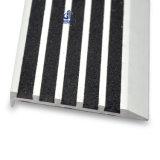 Плитка карборунда алюминиевая топчет обнюхивать лестницы