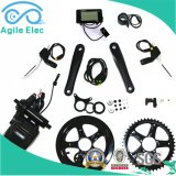 48V 750W Bafang Crank MID Motor Kit com display LCD