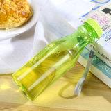 Popular fruto de plástico fácil e conveniente Infuser garrafa de água