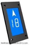"""4.3 """" Stn HpiのシンプレックスエレベーターLCDの表示"""
