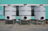 De Tank van het roestvrij staal met Flens