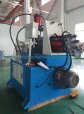Máquina de perfuração do arco da extremidade de tubulação Plm-CH100 para a câmara de ar de aço