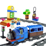 Поезд Thomas электрический преграждает игрушку для малышей