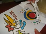 Tintenstrahl-Tinten-dunkles Kopierpapier für T-Shirt