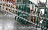 Saurer chemischer beständiger GummistahlnetzkabelTransmissionsriemen