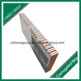 5 de vouw plooide de Grote Levering voor doorverkoop van het Vakje van het Document van de Verpakking