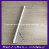 la lampada del tubo del coperchio di vetro 9W il LED T8 di 600mm approva la contabilità elettromagnetica