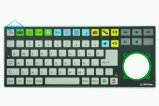 Schaltkarte-Kreisläuf mit Membranen-Tastaturblock