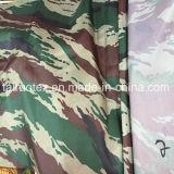 Met een laag bedekte Camouflage Afgedrukte Taslon voor de Stof van de Tent