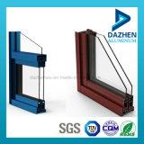 Подгонянный профиль штрангя-прессовани ODM OEM алюминиевый для двери окна
