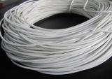 Alambre flexible de la calefacción del caucho de silicón