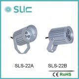 IP65 a prueba de agua al aire libre del punto de luz LED (SLS-22A)