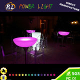 LED 바 테이블의 둘레에 변화하는 플라스틱 가구 재충전용 16의 색깔