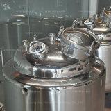 Magnetische het Bewegen van het roestvrij staal Tank voor Geneeskunde