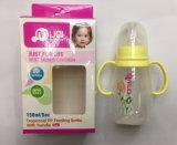 Friedensstifter-führende Flaschen-Milchnahrung-Baby-Flasche gibt Nibbler-Zufuhr B0408-B an