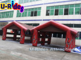 Wood Patten Digital Printing Inflatable Shelter for Outdoor Use