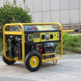 Bison (China) BS5500u (H) Venda Direta de Fábrica 4kw 4kv Ar-Refrigerado Single Cylinder Household Portable Gasoline Generator