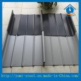 アルミ合金の屋根のクラッディングのための波形の屋根ふきシステム