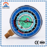 가스압력 계기 가스를 측정하기 위하여 사용되는 OEM/ODM 서비스 측정기