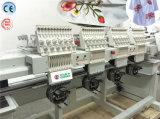 4 de hoofdMachine van het Borduurwerk van de Vlinder met multi-Kleuren en de Vrije Software van het Ontwerp van de Machine van het Borduurwerk in Kenia